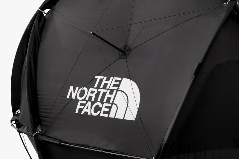 The North Face x Dover Street Market「Blacked-Out」全黑系列第二彈正式發佈