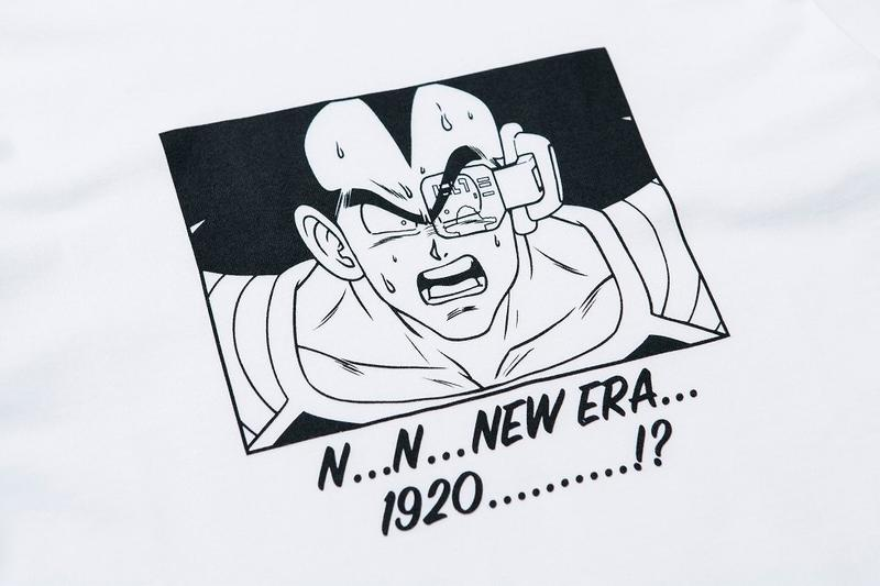 New Era Japan x《Dragon Ball Z》最新聯乘系列發佈