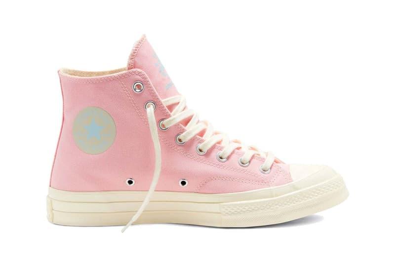 Converse x GOLF le FLEUR* 最新聯乘「CHENILLE」鞋款再度補貨上架