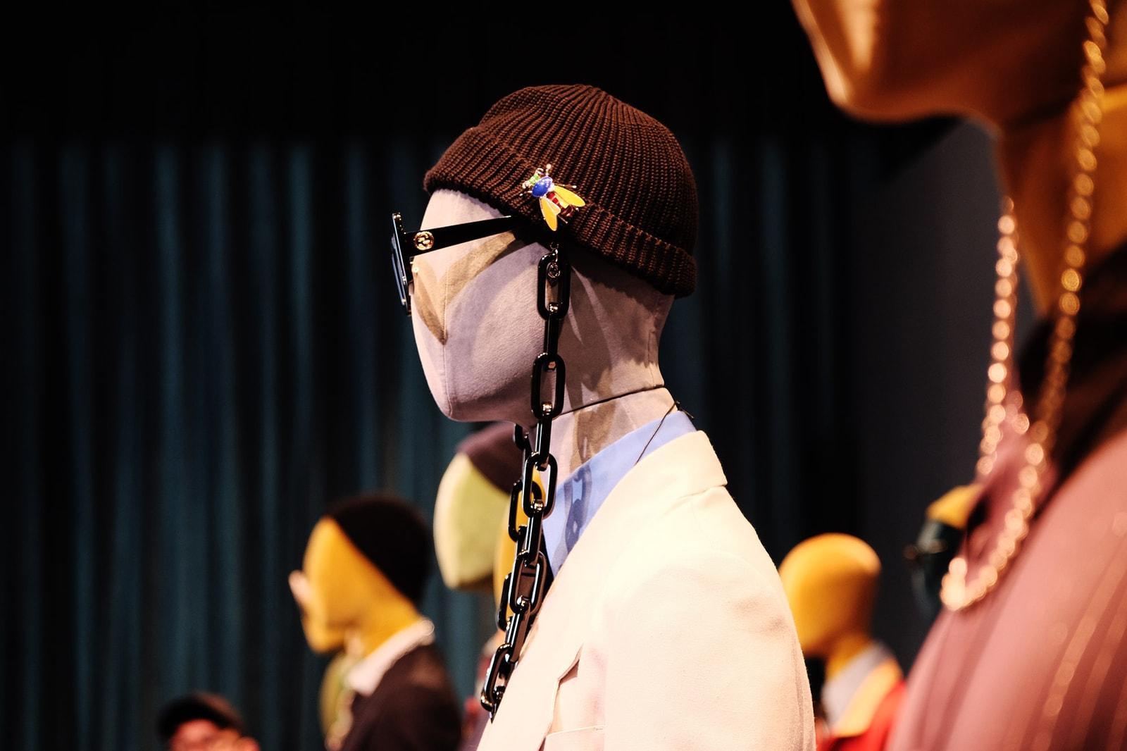 HYPEBEAST 走進 Gucci 東京銀座 2020SS 展示會