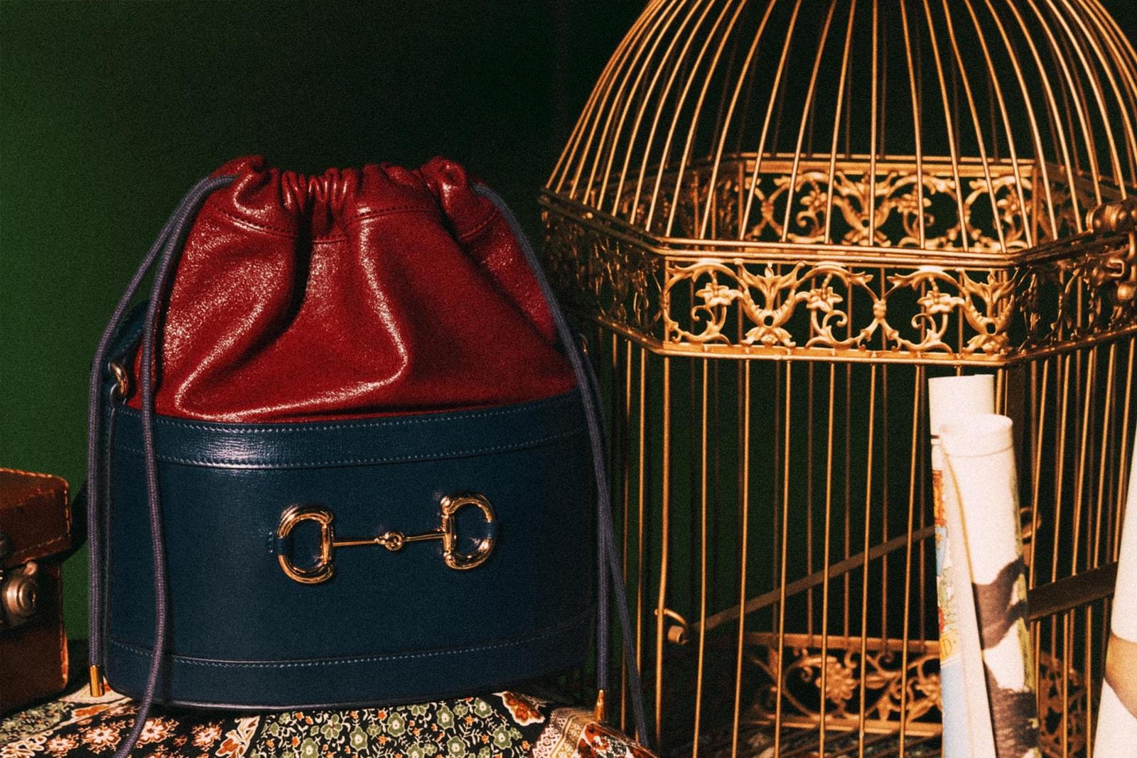 藏櫃中的神秘奇蹟  Gucci 捎來古羅馬藝術品級的禮物
