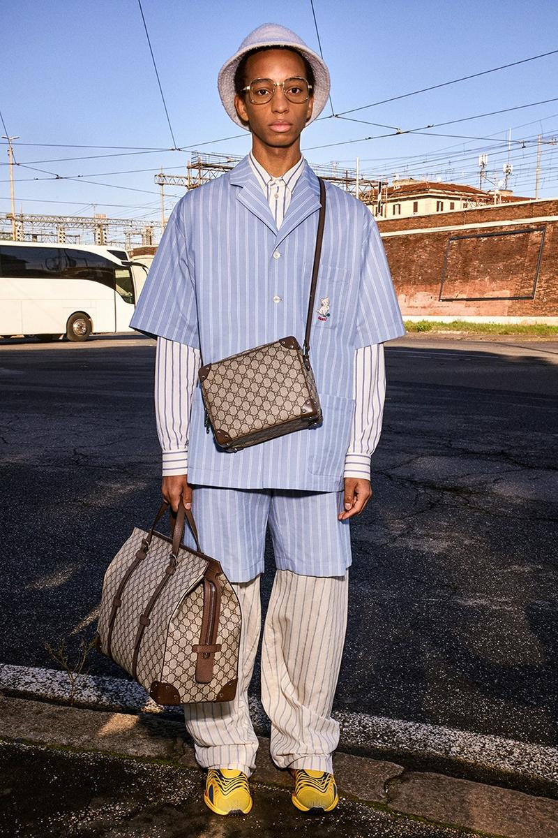 Gucci 2020 早秋男裝 Lookbook 正式發佈