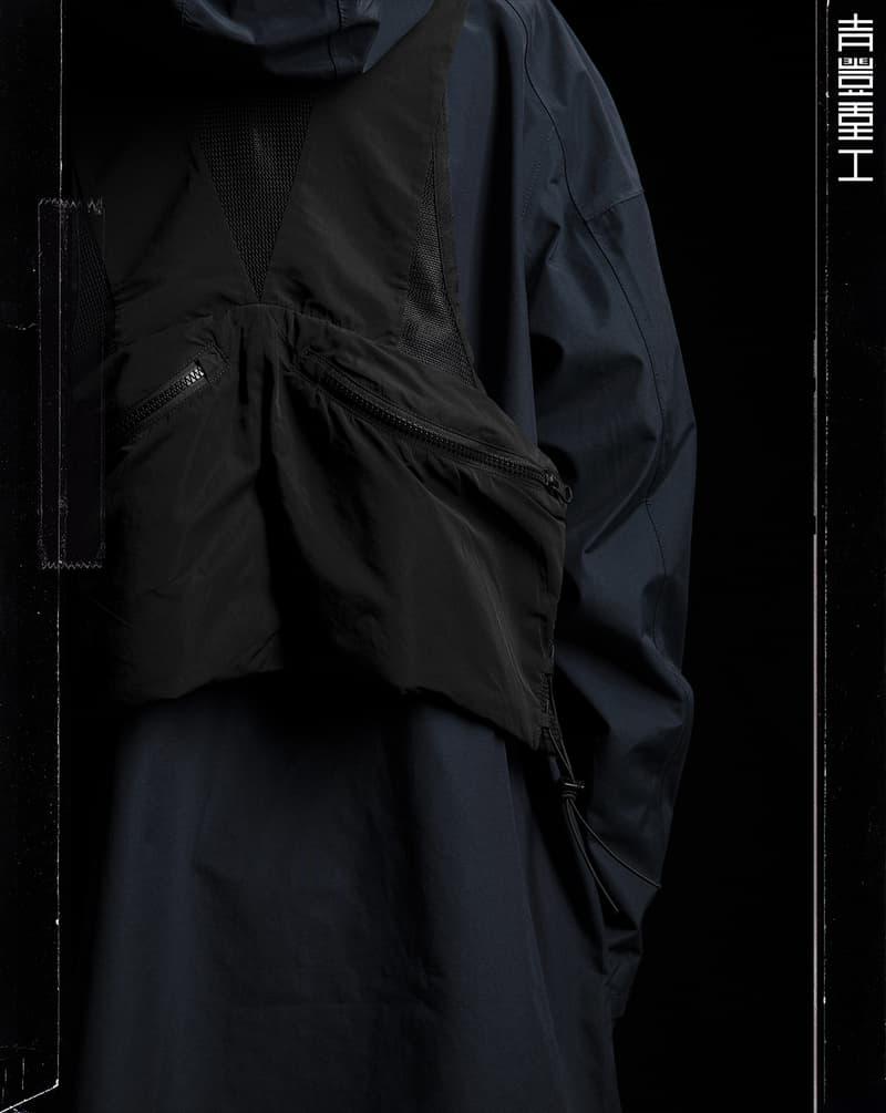 Guerrilla Group 吉豐重工 2019 秋冬造型特輯「 Inertia Creeps」正式發佈