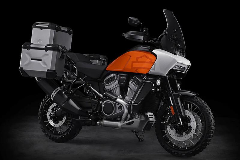 重機品牌 Harley-Davidson 首款冒險旅行摩托車「Pan America」正式亮相