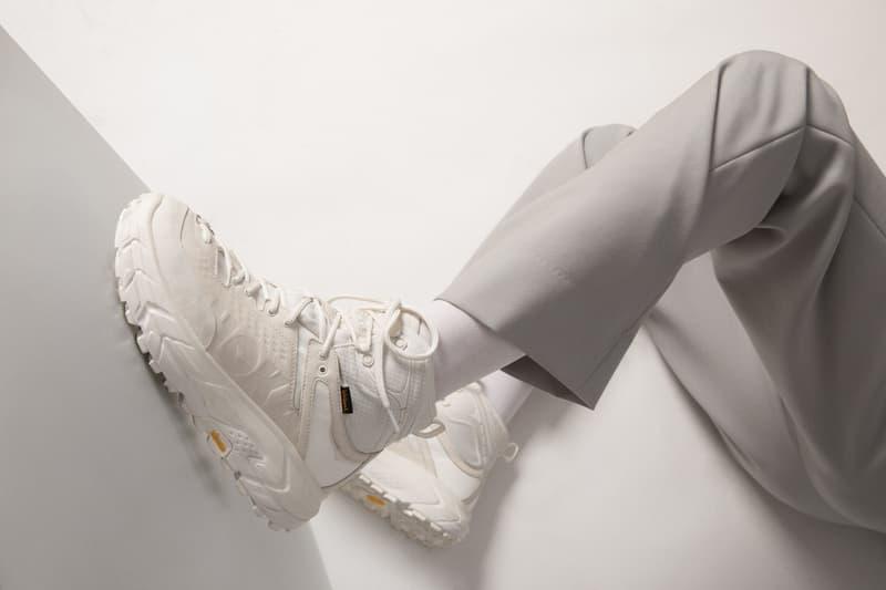 HOKA ONE ONE 再次攜手 Opening Ceremony 打造全新聯乘鞋款