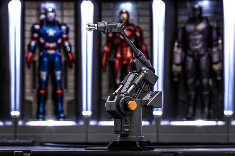 Hot Toys 推出《Iron Man 3》戰甲格納庫珍藏套裝