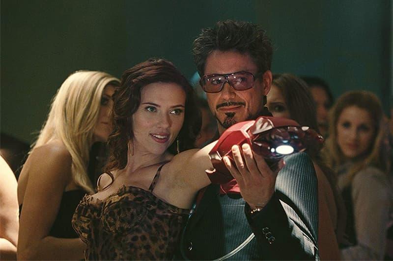預告解禁-截圖洩露 Tony Stark 亮相《Black Widow》獨立電影