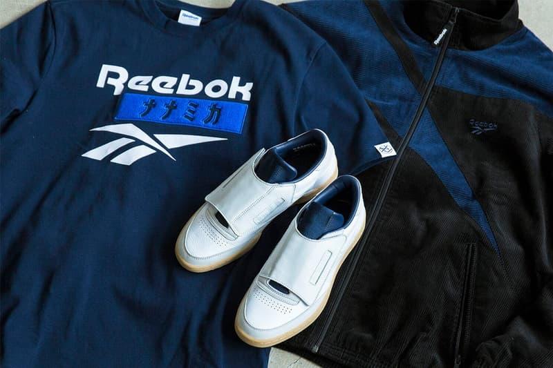Reebok x nanamica 別注聯名系列香港發售情報