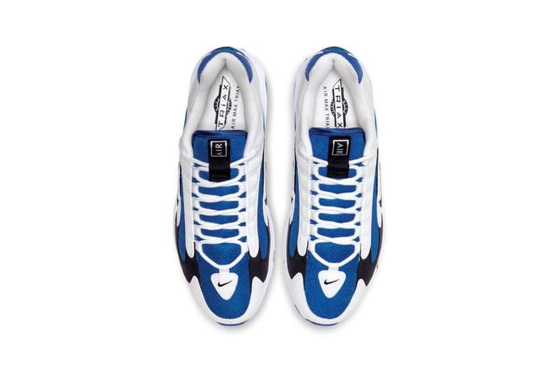 Nike 復刻 Air Max Triax 96 元祖藍紅雙配色
