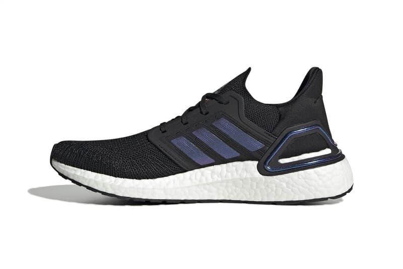 adidas 新世代跑鞋 UltraBOOST 20「Core Black」配色發佈