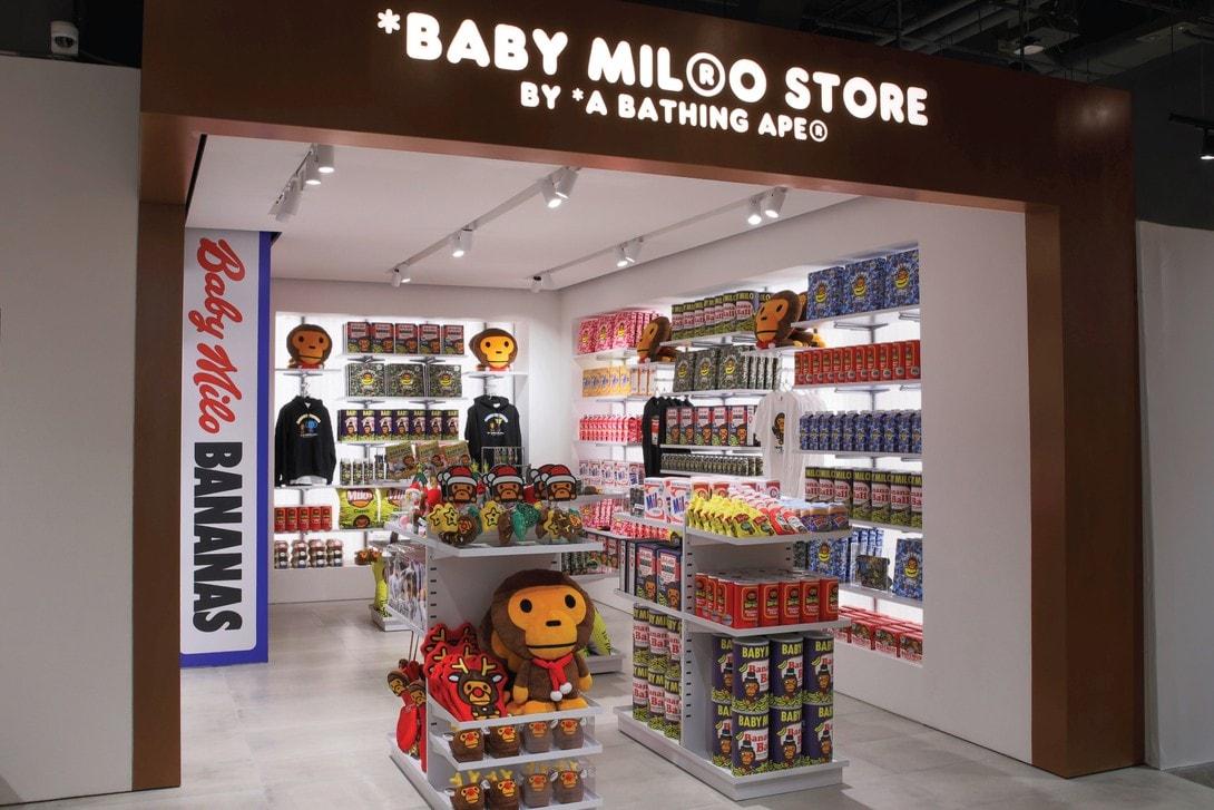 貓奴再注意!A BATHING APE® 推出 Baby Milo 寵物配件系列第二回登場