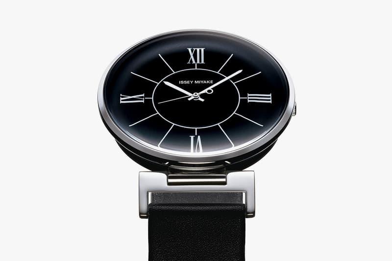 Issey Miyake 攜手 Audi 汽車設計師 Satoshi Wada 打造全新「U」系列手錶