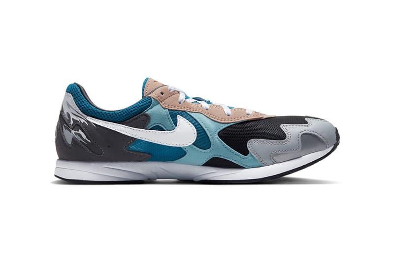 Nike 復刻推出 1995 年的 Air Streak Lite 經典跑鞋