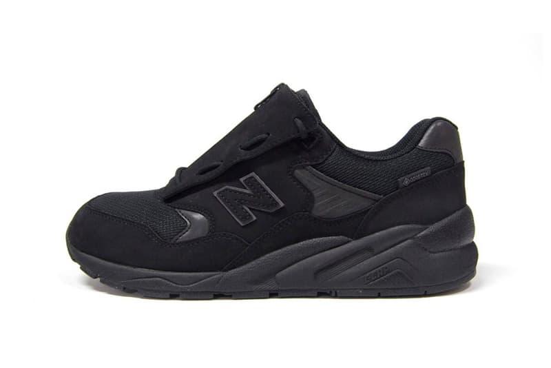 New Balance x mita sneakers 攜手打造別注「GORE-TEX」機能 MTX580 鞋款
