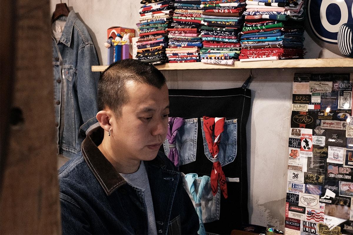 HYPEBEAST 與美華氏店長 Jacky Sin 淺談本地古著文化趨勢