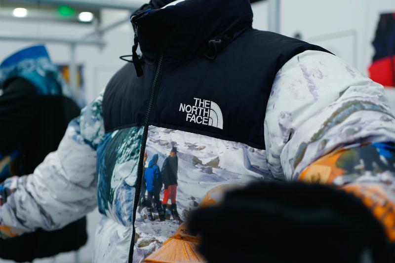 走進 INVINCIBLE for The North Face「THE EXPEDITION」上海期間限定展覽