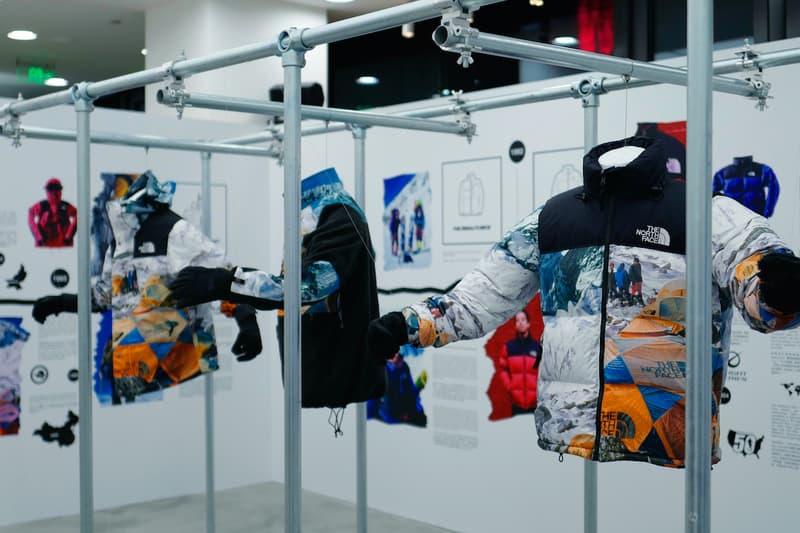 走進 INVINCIBLE for The North Face「THE EXPEDITION」上海期間限定展覽