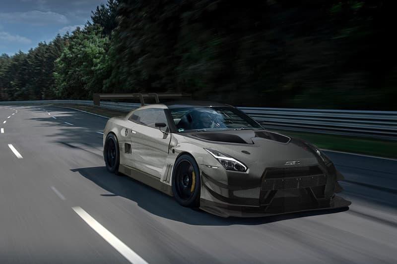 JRM Racing 發表 Nissan GT-R Nismo GT1 合法道路用版本