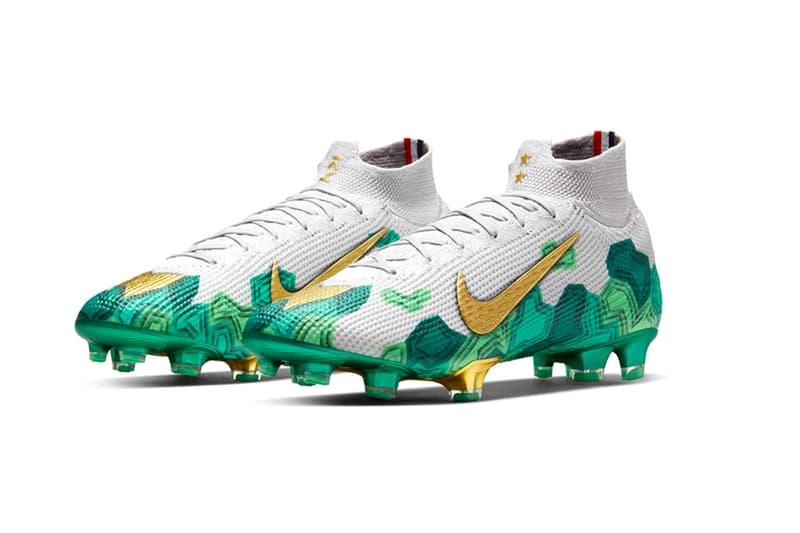 足球界超新星 Kylian Mbappé x Nike 全新簽名系列正式發佈