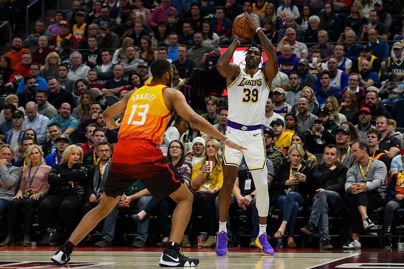 全場歡呼!Lakers 球星 Dwight Howard 投進本賽季首顆三分球