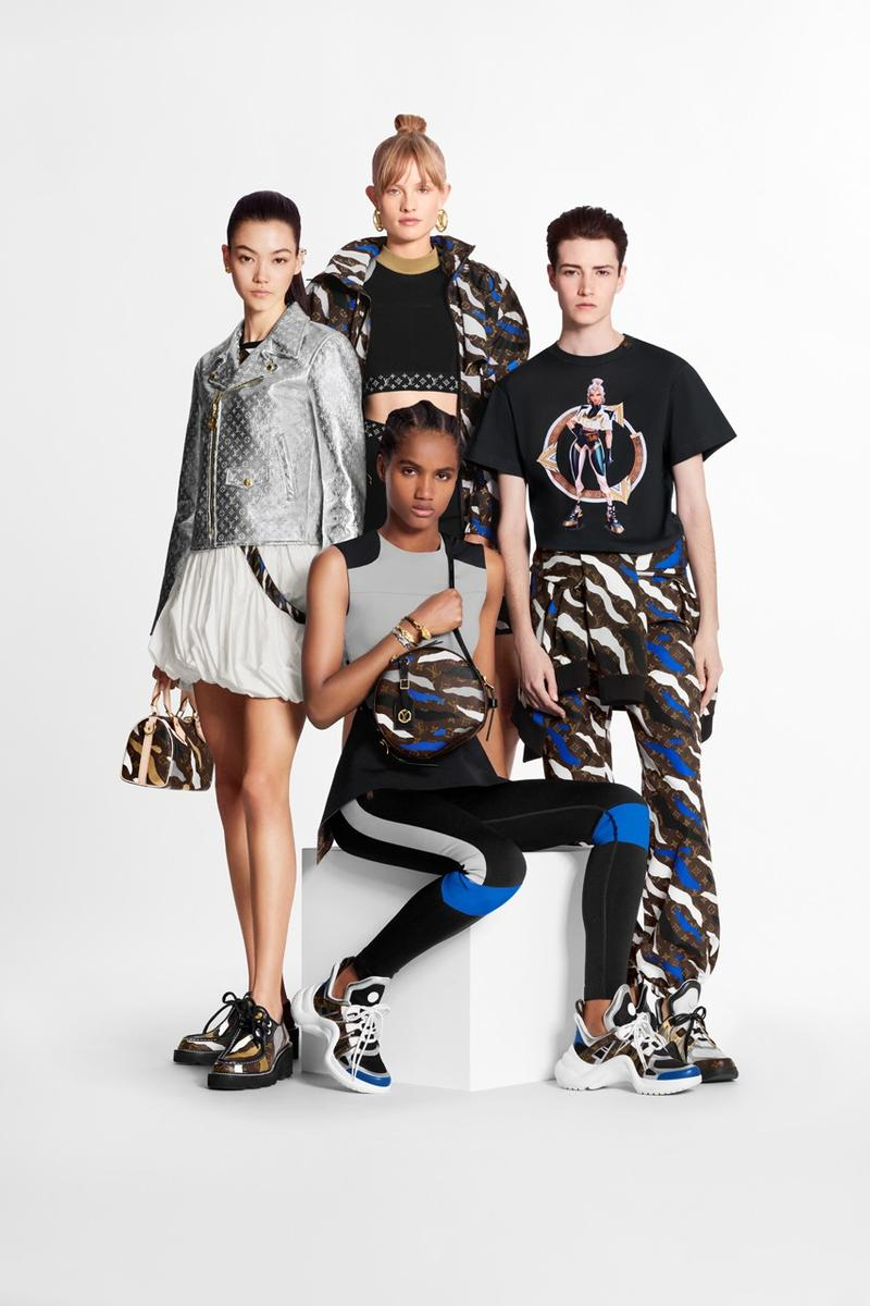 電競時裝 − Louis Vuitton x《英雄聯盟》聯名膠囊系列正式登場