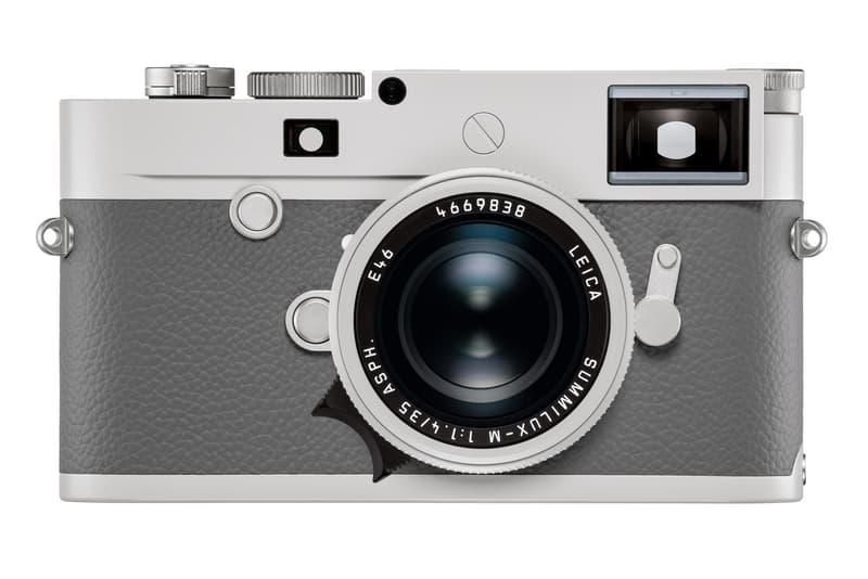 Leica x HODINKEE 限量聯乘別注「Ghost Edition」M10-P 相機正式發佈