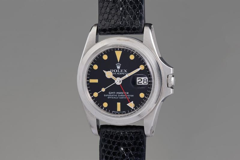 傳奇影帝 Marlon Brando 配戴 Rolex GMT-Master 腕錶以 $200 萬美元拍賣