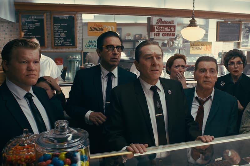 導演 Martin Scorsese 解釋不將《愛爾蘭人 The Irishman》拍攝成影集之原因