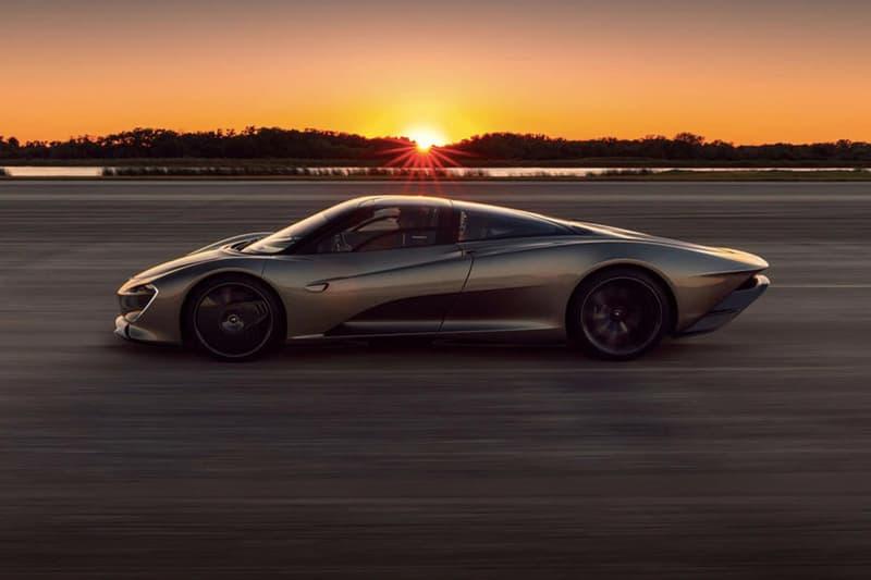 史上最快!Speedtail 成為 McLaren 最快的車