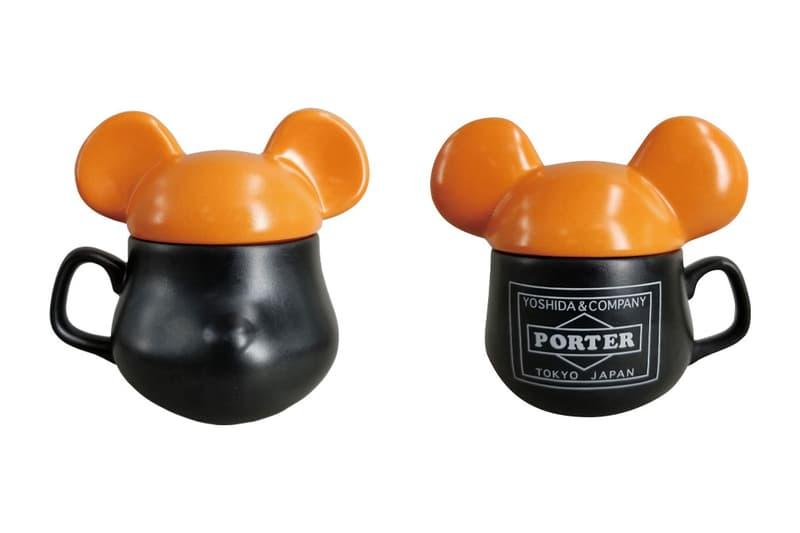 Medicom Toy x PORTER 推出別注「BE@RMUG」造型馬克杯