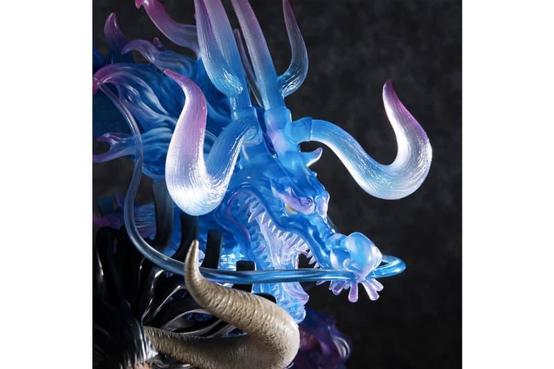 人間最強 − MegaHouse 推出 P.O.P 系列「WA-MAXIMUM 百獸海道」雕像