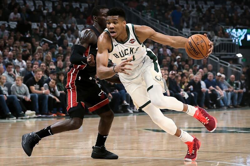消息稱 Miami Heat 將於 2021 強力爭取 Giannis Antetokounmpo 加盟