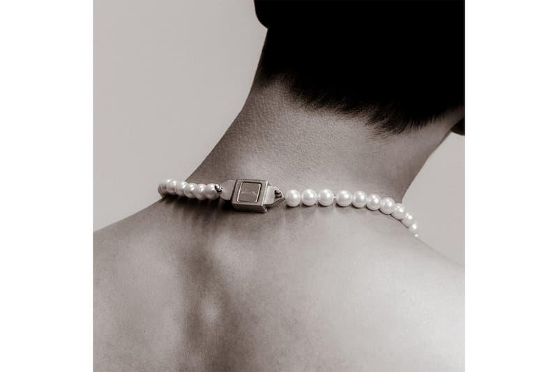 Necessity Sense 全新珍珠項鍊配件發佈