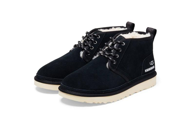 NEIGHBORHOOD x UGG 史上初之聯名系列登場!