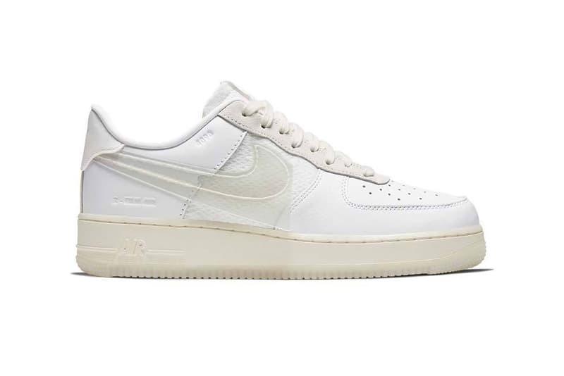 Nike Air Force 1 LV8 全新配色「White/Sail」發佈