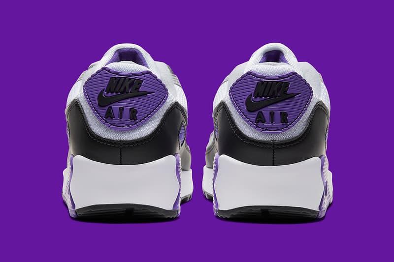 Nike Air Max 90 最新配色「Hyper Grape」即將發佈