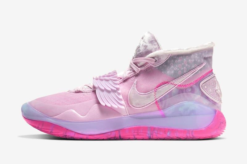 Nike KD 12「Aunt Pearl」粉紅配色台灣發售情報公開