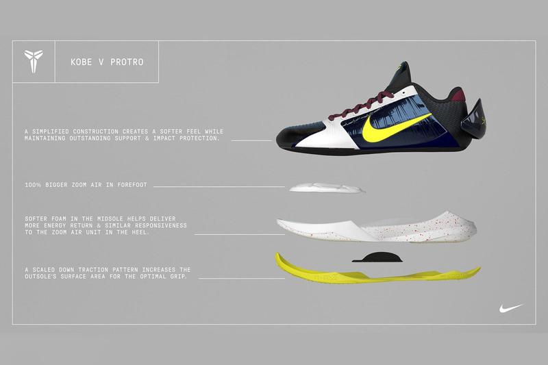 Nike Kobe 5 Protro「Chaos」復刻鞋款發售情報正式曝光