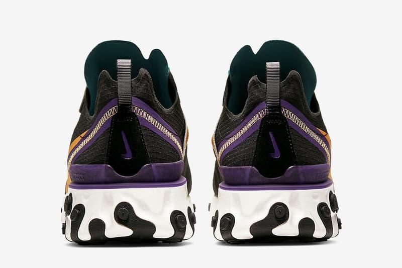 從 Nike ACG 引發配色概念的全新 React Element 55