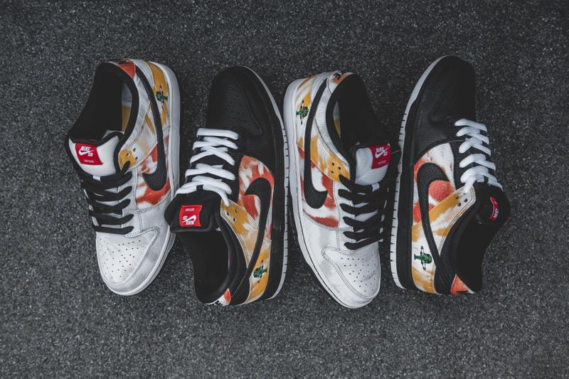 近賞 Nike SB 全新 2019 復刻版 Dunk Low「Raygun」