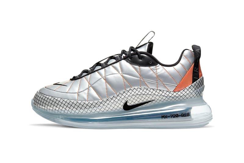 浩瀚無「銀」- Nike 推出以「宇航員」為主題之全新 Air Max 720