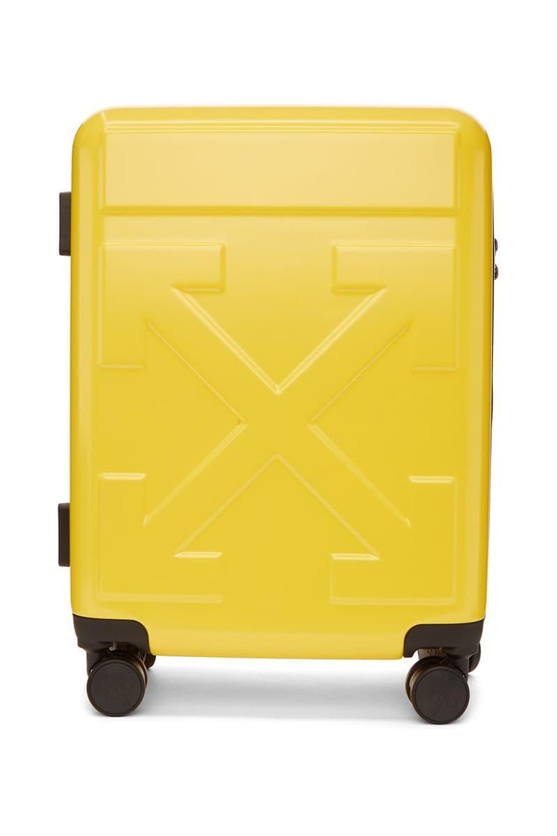 Off-White™ 全新 Arrows 手提箱系列發佈