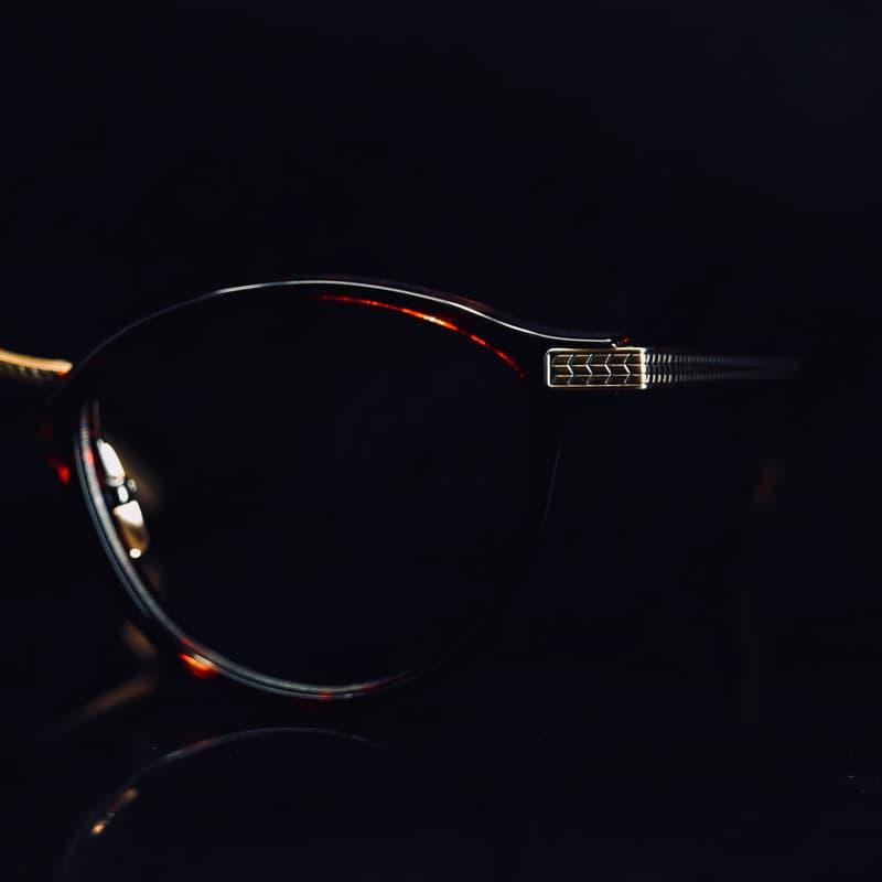 OWDEN Eyewear 回歸紅玳瑁色系 Harvey Celluloid 鏡款