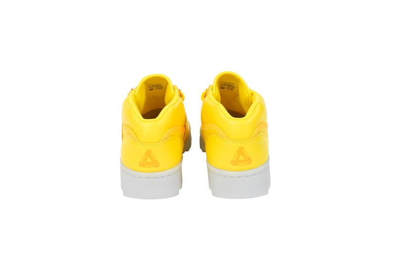 Palace Skateboards x Reebok 全新聯乘鞋款正式發佈