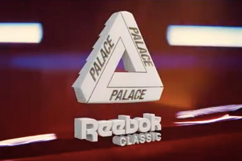 Palace 預告將再度與 Reebok 推出聯名系列!