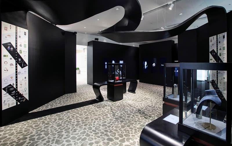 Cartier 美洲豹系列 Panthère de Cartier「Into The Wild 豹影迷蹤」展覽登場
