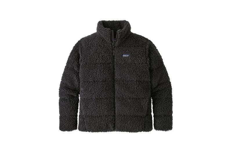 Patagonia 推出全新再生材料 Fleece 夾克系列
