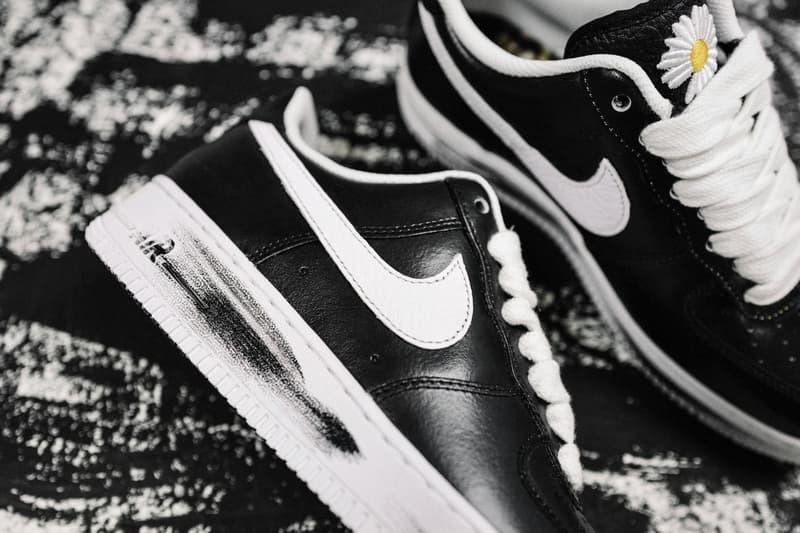 PEACEMINUSONE x Nike Air Force 1 全新第二代聯乘鞋款疑似曝光