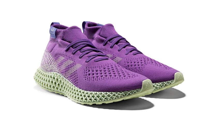 adidas Originals 正式發佈 Pharrell Williams 4D Runner