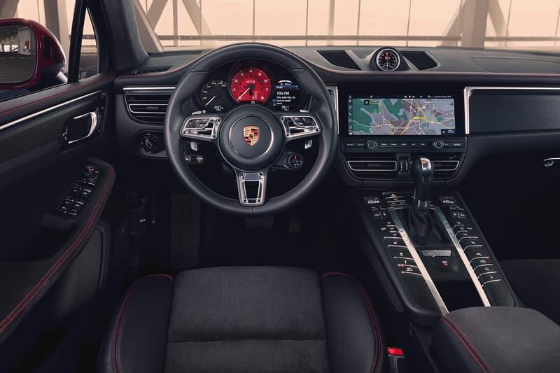 Porsche 發表全新 2020 年樣式 Macan GTS